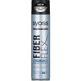 Syoss lak na vlasy Fiber Flex Volume 4 300ml