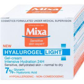 Mixa pleťový krém Hyalurogél Light 7% hydratacia 50ml