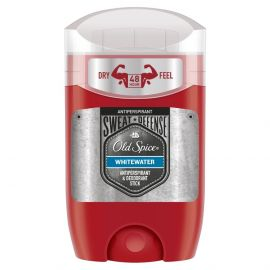 Old Spice Whitewater Tuhý Antiperspirant A Dezodorant 50 ml