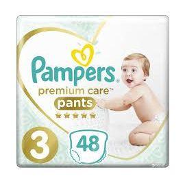 Pampers Pants Premium S3 48ks 6-11kg