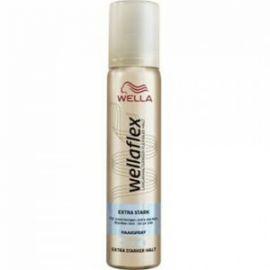 Wellaflex Extra Stark 4 lak na vlasy 75ml