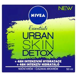 Nivea Urban Skin Detox Antioxidačný nočný krém 50ml 82551