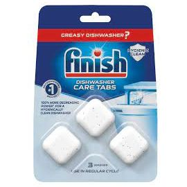 Finish čistiace kapsule do umývačky riadu 3x17g