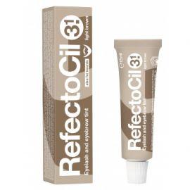 RefectoCil farba na obočie,riasy 3/1 light brown 15ml