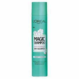 Loreal Magic Shampoon Invisible Sweet Fusion suchý šampón 200ml
