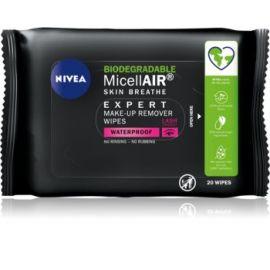 Nivea MicellAir Expert Expertné odličovacie micerálne obrúsky 20ks