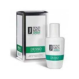 JFENZI DESSO GREEN Universal pánska parfumovaná voda 100ml