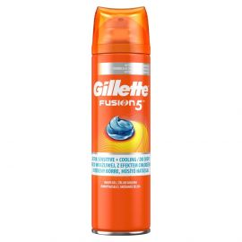 Gillette gél na holenie Fusion5 Senstive & Cooling 200ml