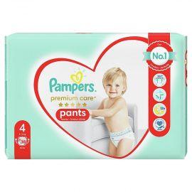 Pampers Pants Premium S4 38ks 9-15kg