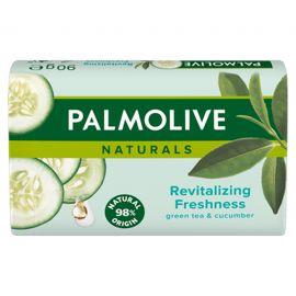 Palmolive Naturals Revitalizing Freshness Green tea&Cucumber tuhé mydlo 90g