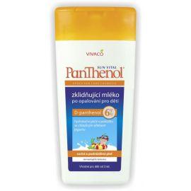 Vivaco Sun Vital PanThenol Kids D-Phantenol 6% mlieko po opaľovaní 200ml