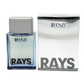 JFENZI RAYS Day & Night pánska parfumovaná voda 100ml