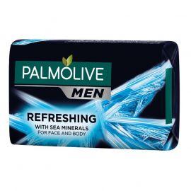 Palmolive Men Refreshing tuhé mydlo 90g