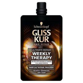 Schwarzkopf Gliss Ultimate Repair kúra na veľmi poškodené vlasy 50ml
