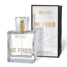 JFENZI BE FREE dámska parfumovaná voda 100ml