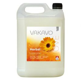 Vakavo Love Herbal tekuté mydlo kvetinové 5l