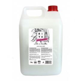 Riva Creme Lilie & Vanilka jemné hydatačné tekuté mydlo 5l
