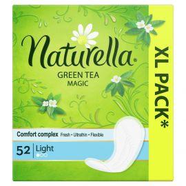 Naturella Green Tea Magic Light slipové vložky 52ks