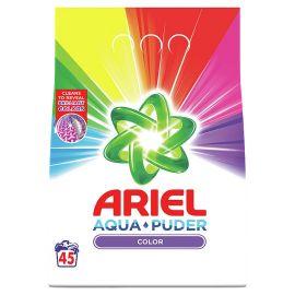 Ariel prášok na pranie Aqua Puder Color 3375g 45 praní