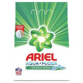 Ariel prášok na pranie Aqua Puder Mountain Spring 3375g 45 praní