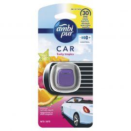 Ambi Pur Fruity Tropical osviežovač vzduchu do auto 2ml