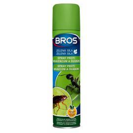 Bros Zelená Sila spray proti mravcom a švábom 300ml