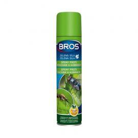 Bros Zelená Sila spray proti muchám a komárom 300ml