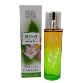 JFENZI Natural line Green Tea & Nectarine parfumovaná voda 50ml