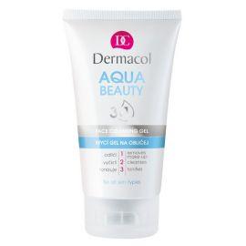 Dermacol Aqua Beauty 3v1 čistiací gél na tvár 150ml