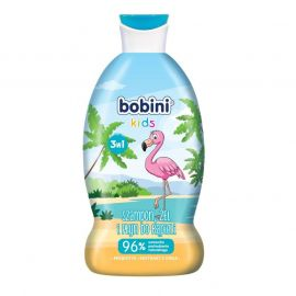 Bobini Plameniek detský šampón 2v1 330ml