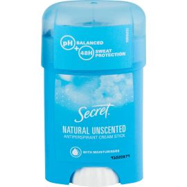 Secret Natural Antiperspirant Creme stick 40ml