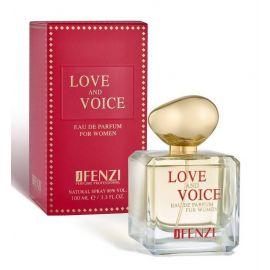 JFENZI LOVE And VOICE dámska parfumovaná voda 100ml