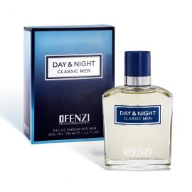 JFENZI DAY & NIGHT Classic pánska parfumovaná voda 100ml