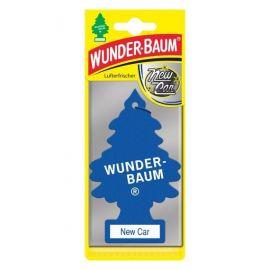 Wunder-Baum Black New Car Osviežovač vzduchu do auta 1ks