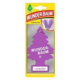 Wunder-Baum Lavender Osviežovač vzduchu do auta 1ks