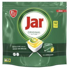 Jar Original Lemon ALL in ONE tablety do umyvačky riadu 92ks