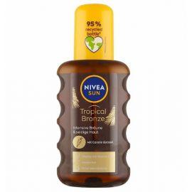 Nivea Sun olio carotene spray na opaľovanie 200ml