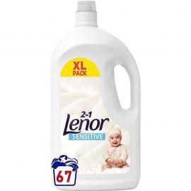 Lenor gél na pranie 3,685l 2in1 Sensitive 67 praní