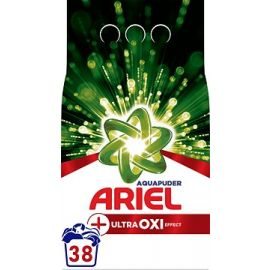 Ariel prášok na pranie Aqua Puder Ultra OXI 2850g 38 praní