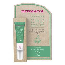 Dermacol Cannabis s CBD sérum na intenzívnu regeneráciu podráždenej pleti 12ml