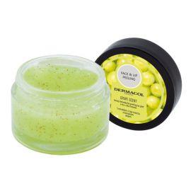 Dermacol Face & Lip Detoxikačný peeling na tvár a pery 50g