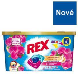 Rex Power Caps Color Orchid & Macadamia Oil kapsule na pranie 40 praní