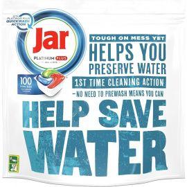 Jar Platinum Plus ALL IN ONE Quickwash Action tablety do umývačky riadu 100ks