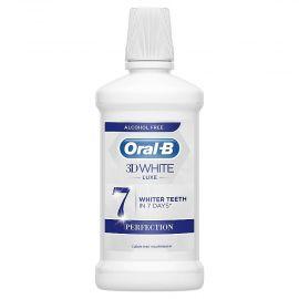 Oral-B 3D White Luxe Perfection ústna voda 500ml