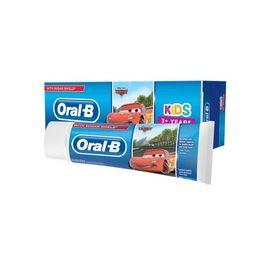 Oral-B Kids Frozen/Cars 3+ roky zubná pasta 75ml