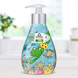 Frosch Reine Pflege Kids Sensitive tekuté mydlo 300ml pumpa