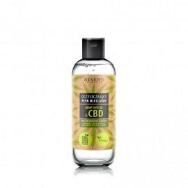 Revers Cosmetics Hemp Seed oil & CBD Micerálna voda s konopným olejom 500ml
