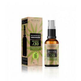 Revers Cosmetics Hemp Seed Oil & CBD regeneračné sérum na vlasy 50ml