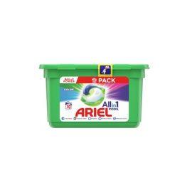 Ariel All in1 Power 10 praní Color kapsule na pranie
