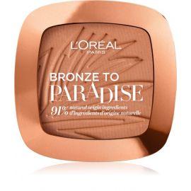 Loreal Paris Bronzer To Paradise 9g